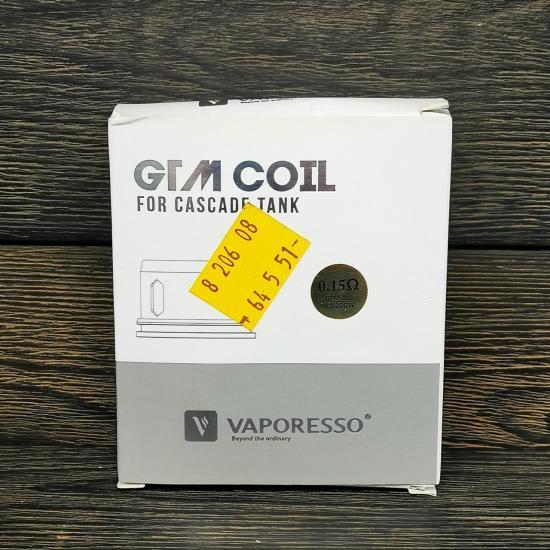 Сменный испаритель Vaporesso GTM 8 Coil 0.15Ω   оригинал