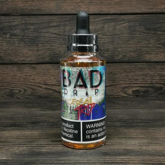 Жидкость Bad Drip Cereal Trip 60мл 3мг | оригинал