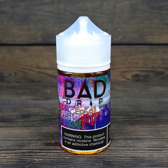 Жидкость Bad Drip Cereal Trip 60мл 3мг   оригинал