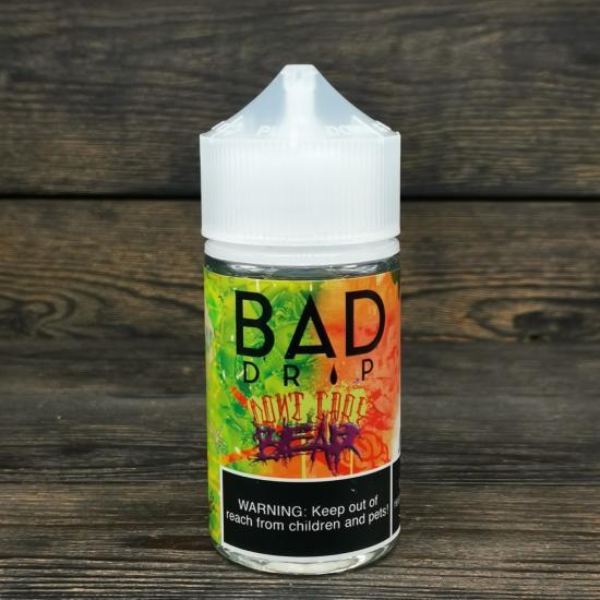 Жидкость Bad Drip Don't Care Bear 60мл 0мг | оригинал