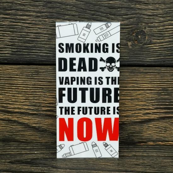 Термоусадка Smoking is Dead 20700/21700   оригинал