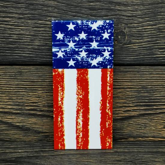 Термоусадка Флаг USA 20700/21700 | оригинал