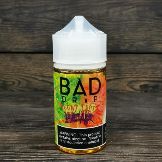 Жидкость Bad Drip Don't Care Bear 60мл 3мг   оригинал