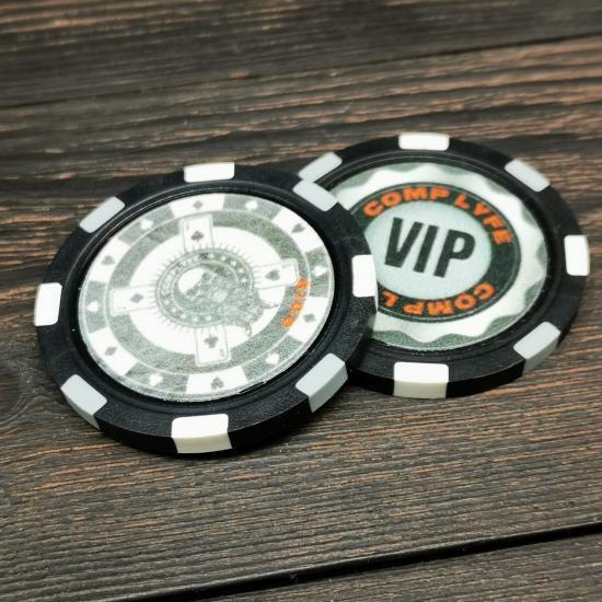 Фишка Comp Lyfe Poker Chip | оригинал
