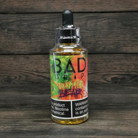 Жидкость Bad Drip Don't Care Bear 60мл 6мг   оригинал