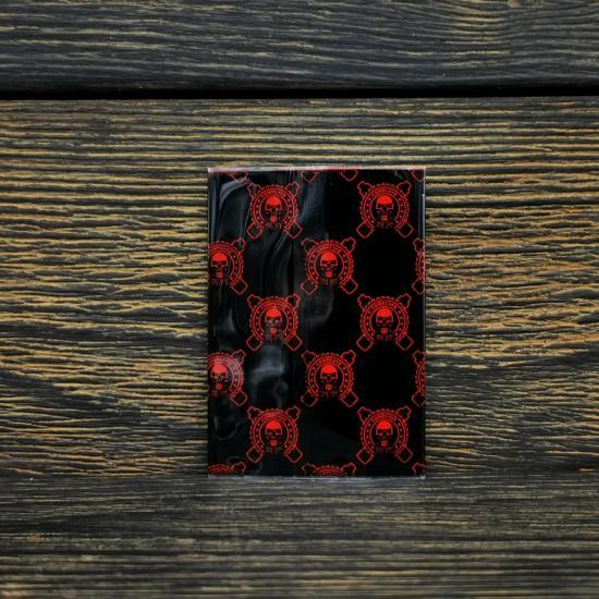 Термоусадка Comp Lyfe 18350 (Черный)   оригинал