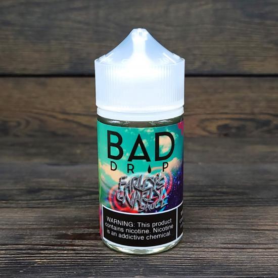 Жидкость Bad Drip Farley's Gnarly Sauce 60мл 3мг   оригинал
