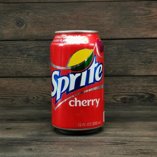 Напиток Sprite Cherry 0,355л | оригинал