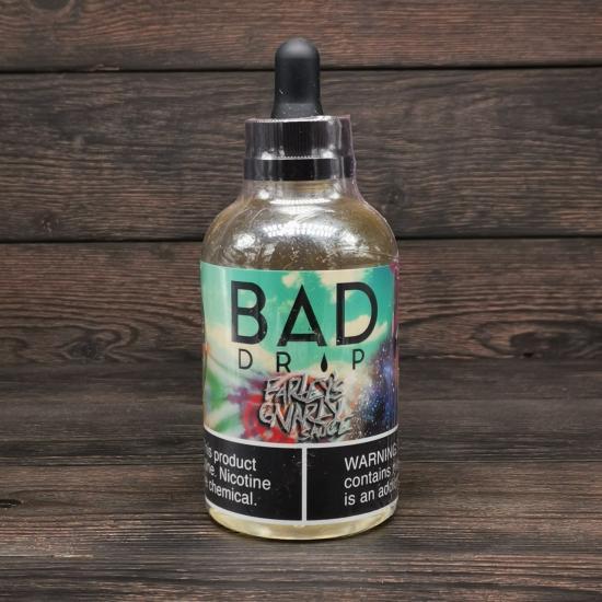 Жидкость Bad Drip Farley's Gnarly Sauce 120мл 0мг | оригинал