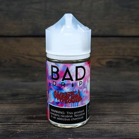 Жидкость Bad Drip Sweet Tooth 60мл 3мг   оригинал
