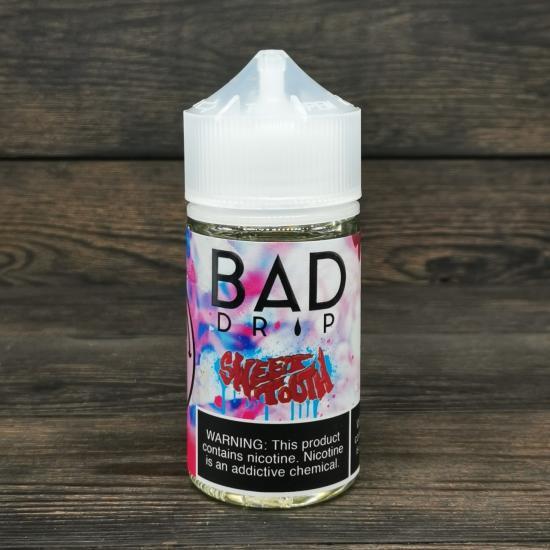 Жидкость Bad Drip Sweet Tooth 60мл 3мг | оригинал