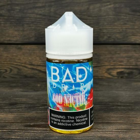 Жидкость Bad Drip God Nectar 60мл 3мг | оригинал