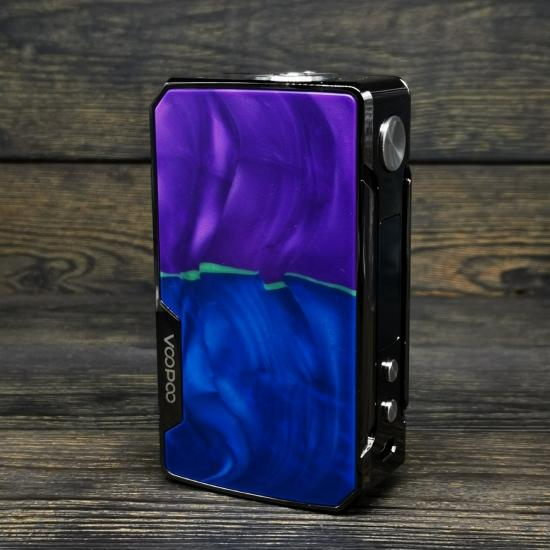 Мод VOOPOO Drag 2 Platinum 177W Puzzle (Фиолетовый+Синий) | оригинал