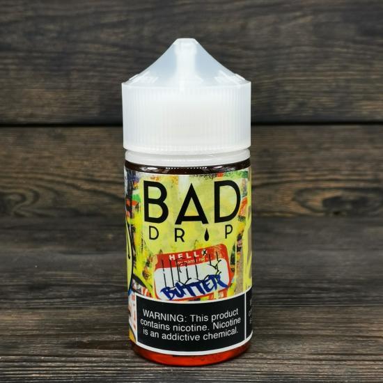 Жидкость Bad Drip Ugly Butter 60мл 3мг | оригинал