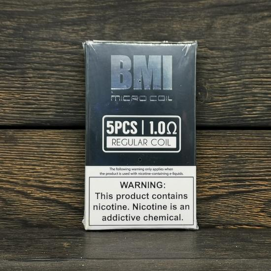 Сменный испаритель BMI Micro MTL 1.0Ω   оригинал