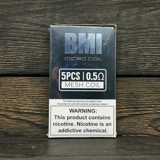 Сменный испаритель BMI Micro DL 0.5Ω   оригинал