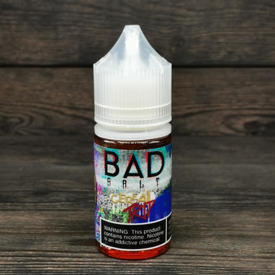 Жидкость Bad Salts Cereal Trip 30мл 45мг   оригинал