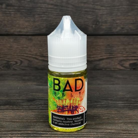 Жидкость Bad Salts Don't Care Bear 30мл 45мг | оригинал