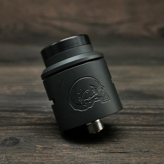 Дрипка C2MNT Cosmonaut v2 24mm RDA (Черный) | оригинал