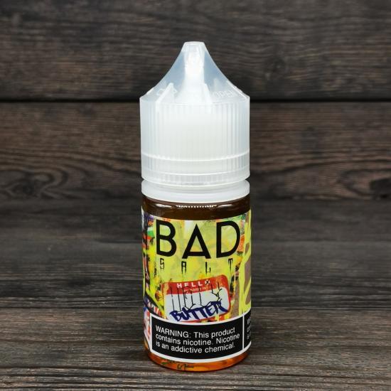 Жидкость Bad Salts Ugly Butter 30мл 45мг   оригинал