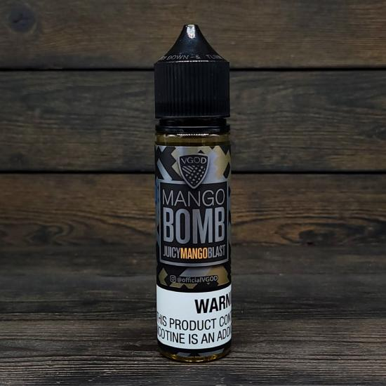 Жидкость VGOD ICED Mango Bomb 60мл 3мг | оригинал