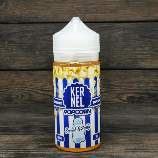 Жидкость Kernel Popcorn Sweet & Salty 100мл 3мг | оригинал