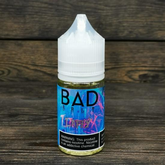 Жидкость Bad Salts Laffy Salt 30мл 45мг | оригинал