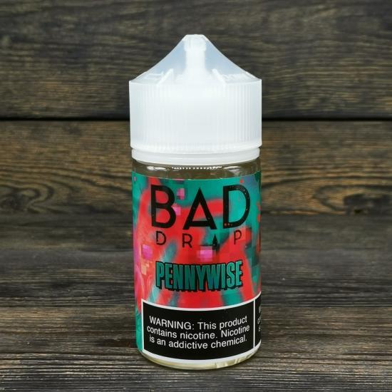 Жидкость Bad Drip Pennywise 60мл 3мг | оригинал