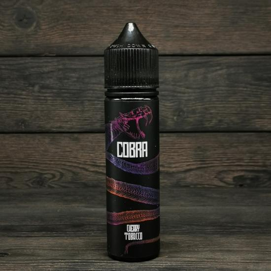Жидкость Cobra Cherry Tobacco 60мл 3мг   оригинал