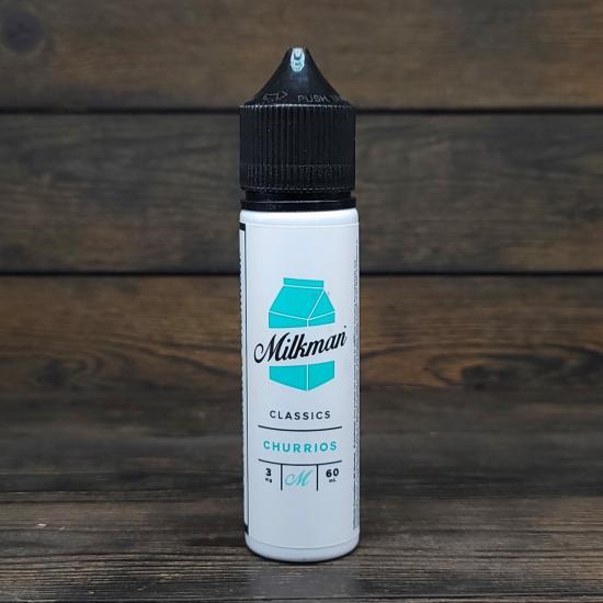Жидкость The Milkman Churrios 60мл 3мг   оригинал