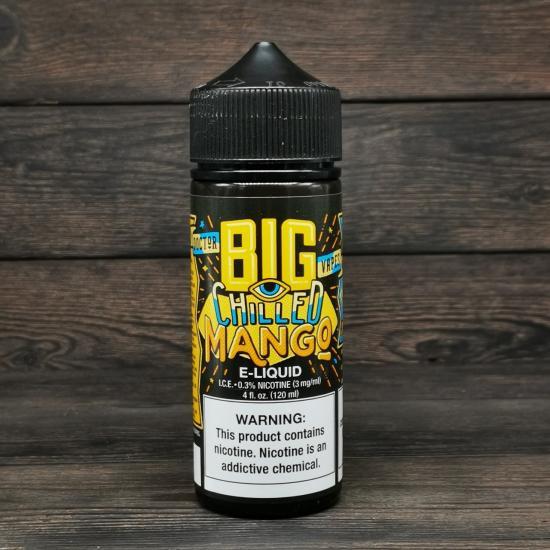 Жидкость Doctor Big Chilled Mango 120мл 3мг | оригинал