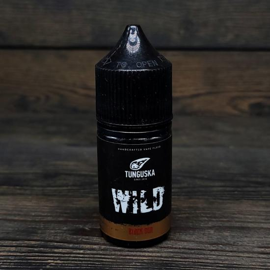 Жидкость Tunguska Wild Black Sun 30мл 12мг | оригинал