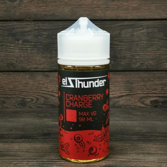 Жидкость EL Thunder Cranberry Charge 98мл 0мг | оригинал