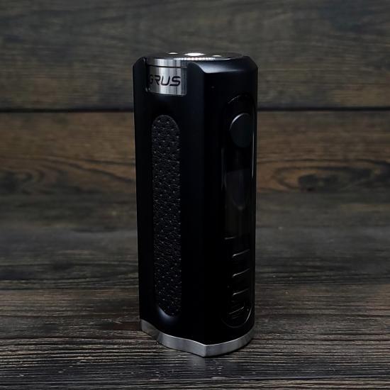 Мод Lost Vape GRUS Black/Grain Leather 100W (Черный)   оригинал