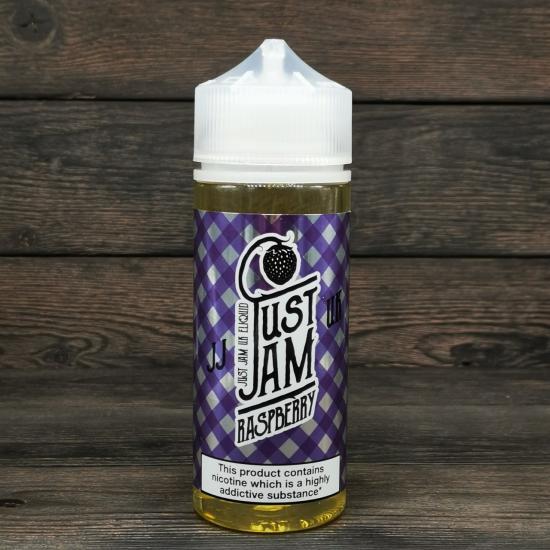Жидкость Just Jam Raspberry 120мл 3мг | оригинал