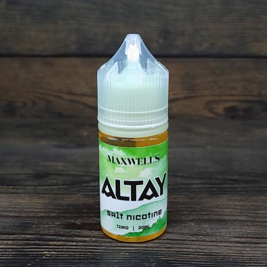 Жидкость Maxwells Salt Altay 30мл 12мг | оригинал