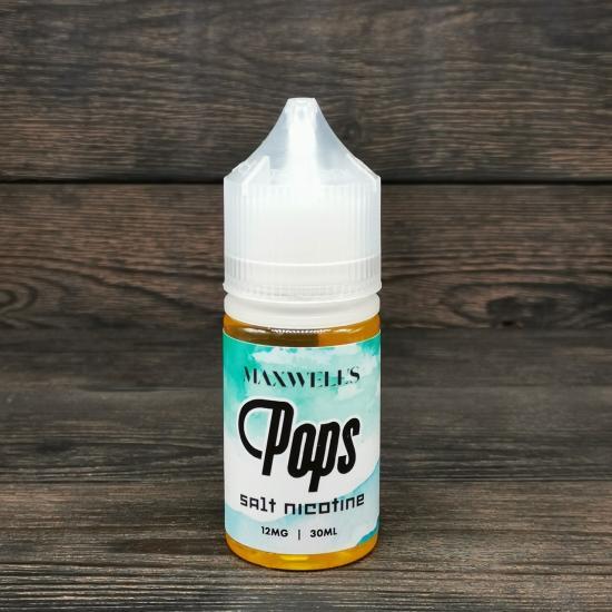 Жидкость Maxwells Salt Pops 30мл 12мг | оригинал
