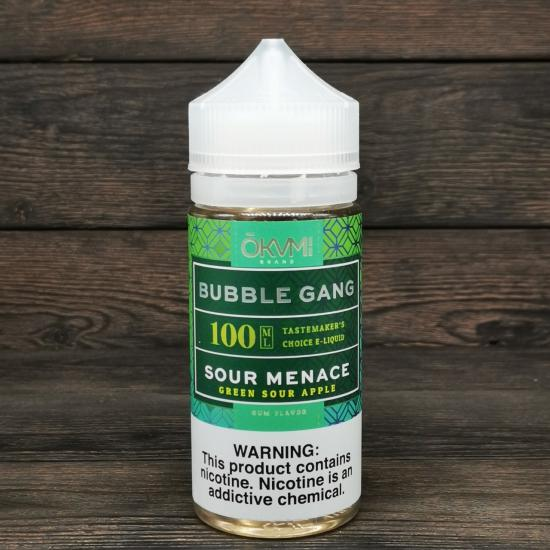 Жидкость Okami Bubble Gang Sour Menace 100мл 3мг | оригинал