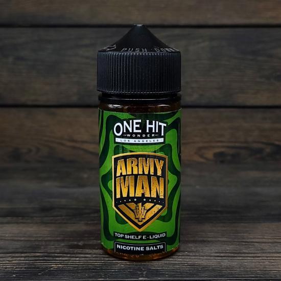 Жидкость One Hit Wonder Army Man 100мл 3мг   оригинал