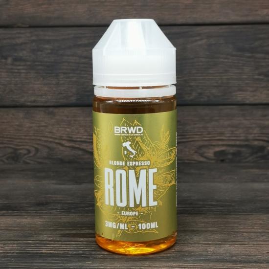 Жидкость BRWD Rome 100мл 3мг | оригинал