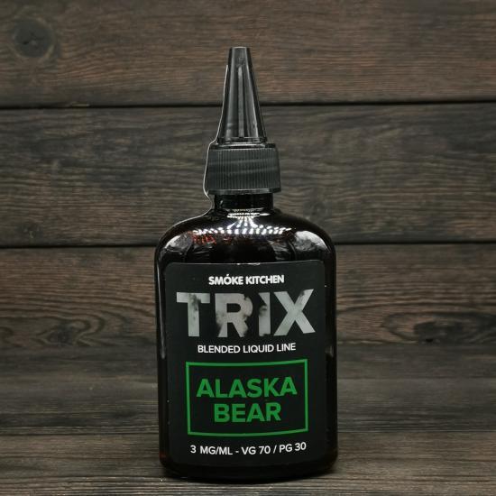 Жидкость SK TRIX Alaska Bear 100мл 3мг | оригинал