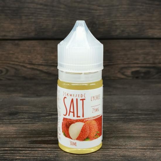 Жидкость Skwezed Salt Lychee 30мл 25мг | оригинал