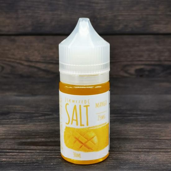 Жидкость Skwezed Salt Mango 30мл 25мг   оригинал