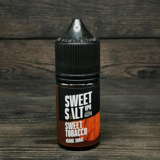 Жидкость Sweet Salt VPR Sweet Tobacco 30мл 45мг | оригинал