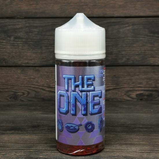 Жидкость The One Blueberry 100мл 3мг | оригинал