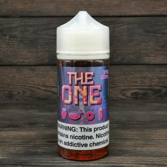 Жидкость The One The One 100мл 3мг | оригинал
