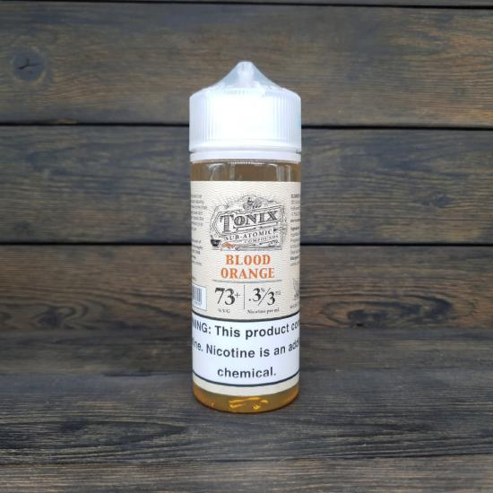 Жидкость Tonix Blood Orange 120мл 3мг | оригинал