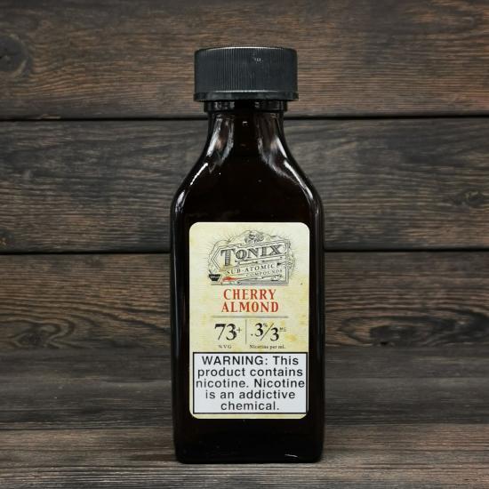 Жидкость Tonix Cherry Almond 100мл 3мг | оригинал
