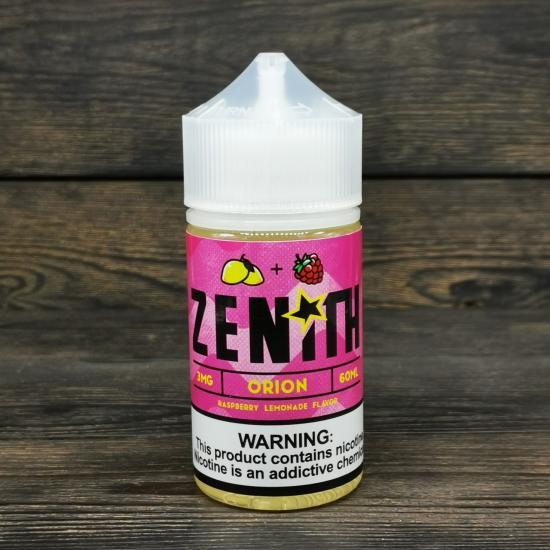 Жидкость Zenith Orion 60мл 3мг   оригинал