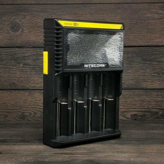 Зарядное устройство NiteCore D4 | оригинал